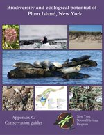 Biodiversity and Ecological Potential of Plum Island, New York, Appendix C: Conservation Guides report cover.